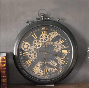 round-roman-numeral-moving-cogs-wall-clock-50cm-1
