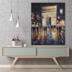 arc-de-triomphe-oil-painting-5