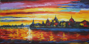 peaceful-sunset-paintings-5