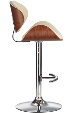 Hudson Bar Stool Cream