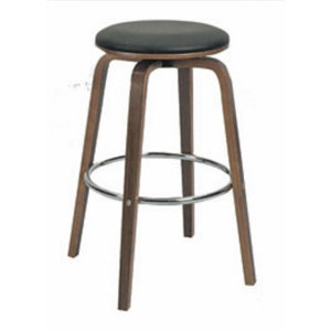 Toyo Bar Stool Black