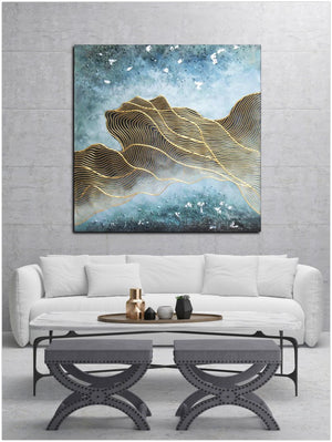 Interstellar Journey - paintingsonline.com.au
