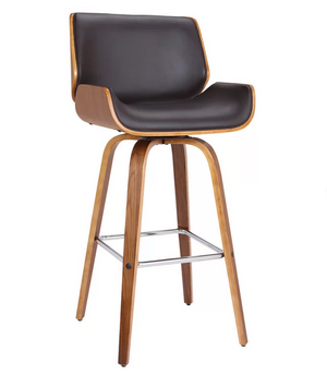 Okoham  Bar Stool Black
