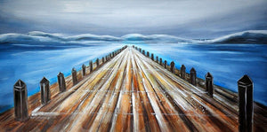 Show Me The Horizon - paintingsonline.com.au