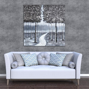 The Icy Path - paintingsonline.com.au