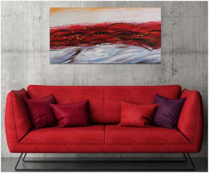 red-grey-white-abstract-art-1