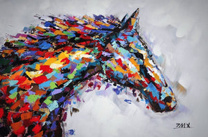 Ticket To The Racetrack - paintingsonline.com.au