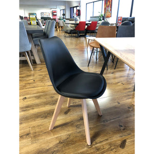 Perci Dining Chair Black