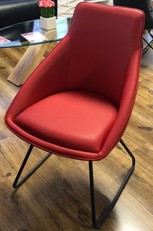 Jenna Dining Chair RED