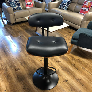 Hudson Bar Stool Black