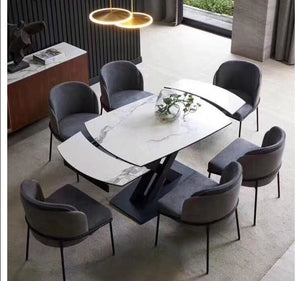 Eclips Ceramic Dining Table
