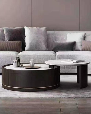 Macao Coffee Table White