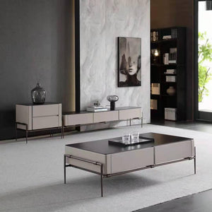 Borgia Ceramic Coffee Table