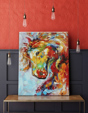 whine-lover-horse-painting-1