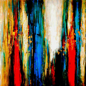 red-green-golden-contemporary-art-1
