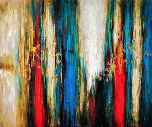 red-green-golden-contemporary-art-2