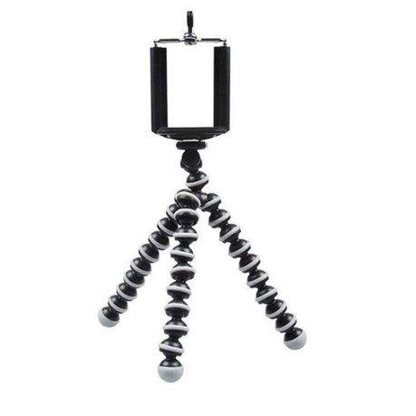 Mini Octopus Tripod - Black & White