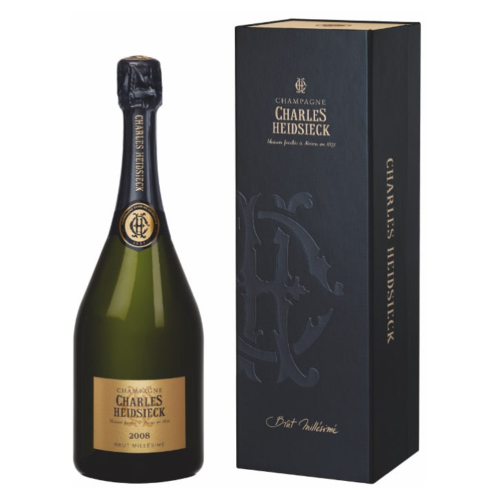 Charles Heidsieck Brut Millesime 2008 (with gift box)