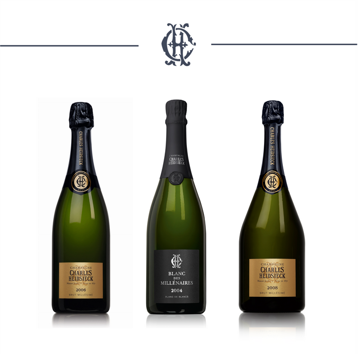 Charles Heidsieck - The Legendary