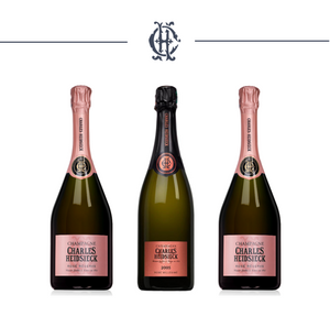 Charles Heidsieck - The Visionary