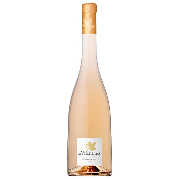 Chateau Les Valentines Rose 2018