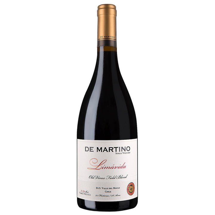 De Martino Single Vineyard Old Vines Malbec Limavida 2013