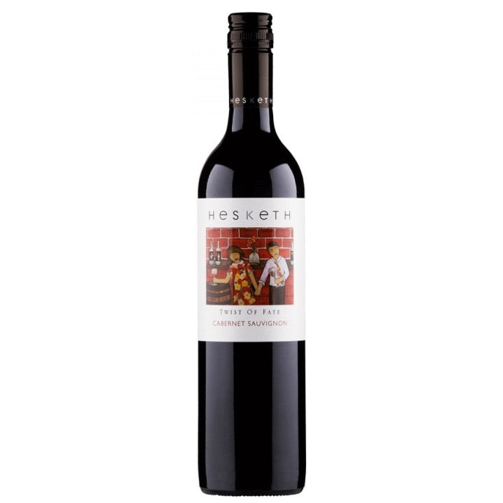 Hesketh Twist of Fate Cabernet Sauvignon 2017