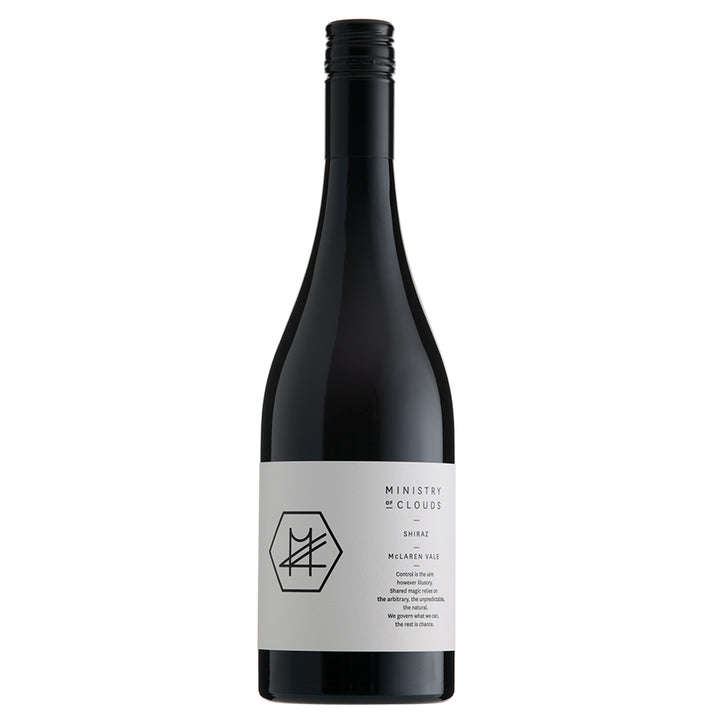 Ministry of Clouds McLaren Vale Shiraz 2017