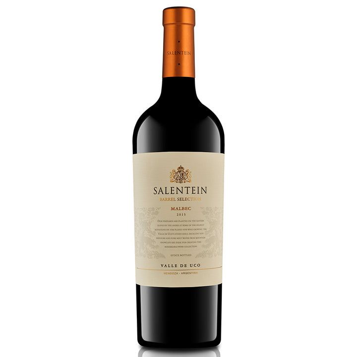 Bodega Salentein Barrel Selection Malbec 2017