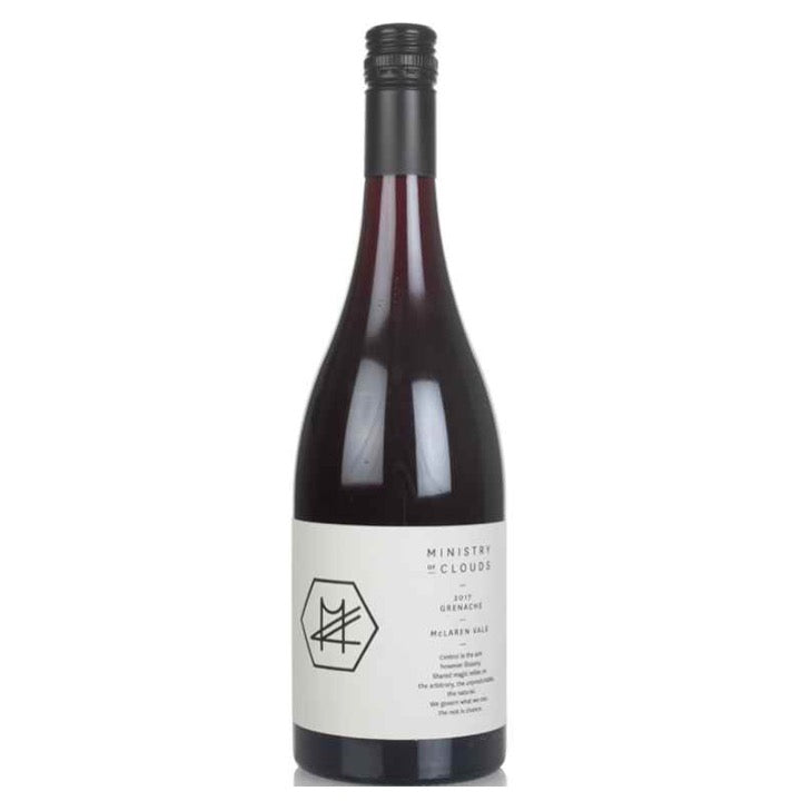 Ministry of Clouds McLaren Vale Grenache 2017