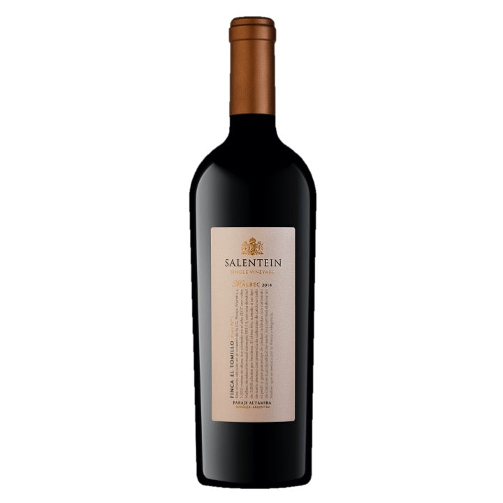 Bodegas Salentein Single Vineyard Altamira El Tomillo Malbec 2015
