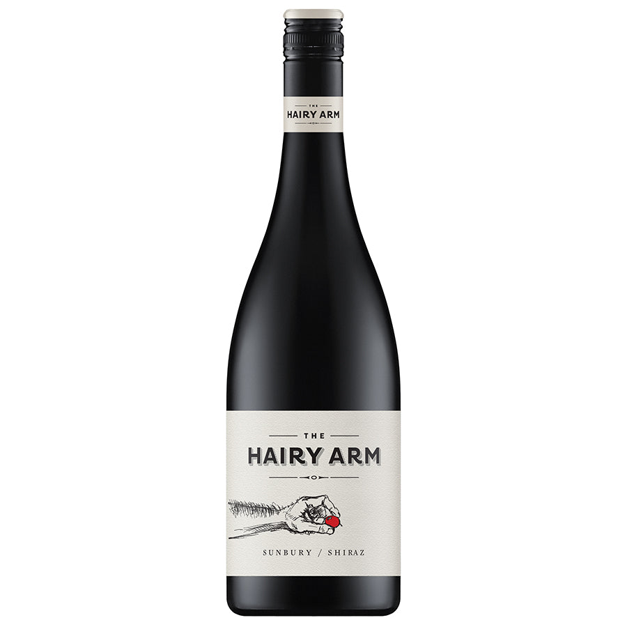 The Hairy Arm Sunbury Shiraz 2015