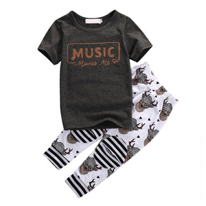 MUSIC MOVES ME OUTFIT (2PC SET)