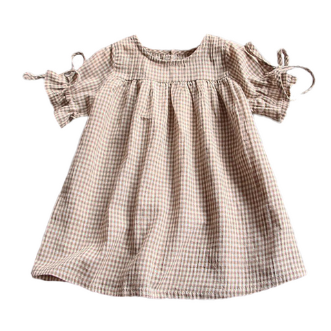 Image of SOUTHERN MINI DRESS - Elsa Bella Baby