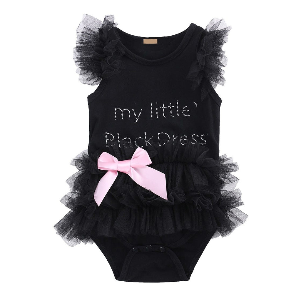 Luna Little Black Dress