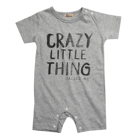 Image of CRAZY LITTLE THING ROMPER - Elsa Bella Baby