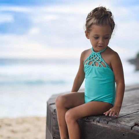 AQUA FUN SWIMSUIT (2 DIFFERENT STYLES) - Elsa Bella Baby