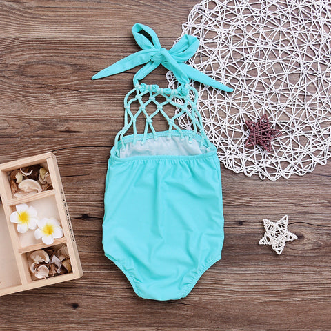 Image of AQUA FUN SWIMSUIT (2 DIFFERENT STYLES) - Elsa Bella Baby