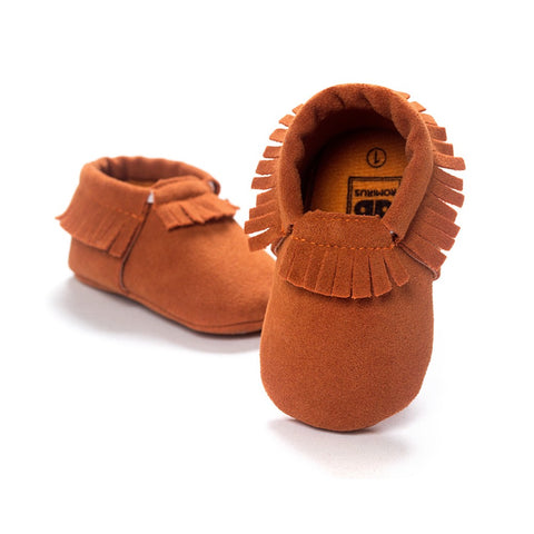 Image of MOCCASINS SOFT SOLE SHOES (AUTUMN)