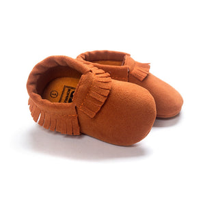 MOCCASINS SOFT SOLE SHOES (AUTUMN)
