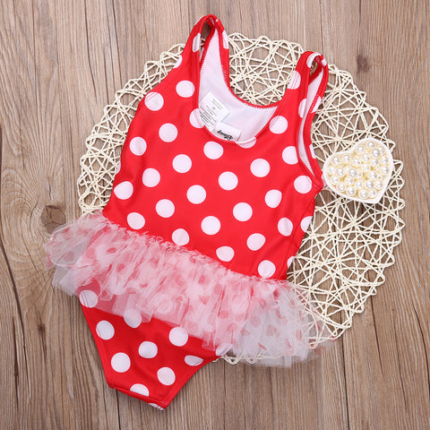 Image of MINNIE TUTU SWIMSUIT