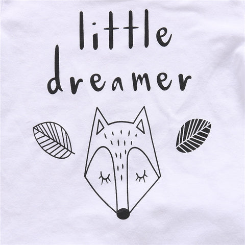 Image of LITTLE DREAMER BABY OUTFIT (2PC SET)