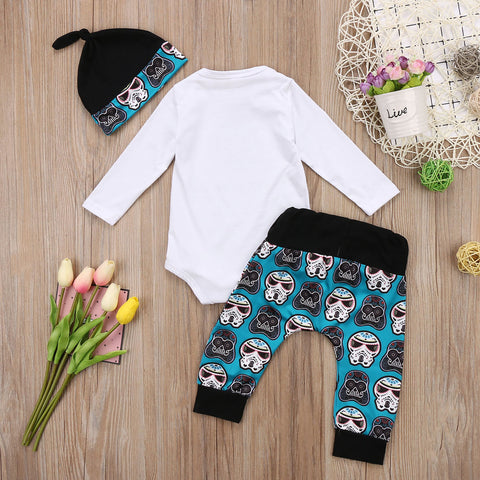 "Image of THE ""CUTE SIDE"" OUTFIT (3PC SET) - Elsa Bella Baby"