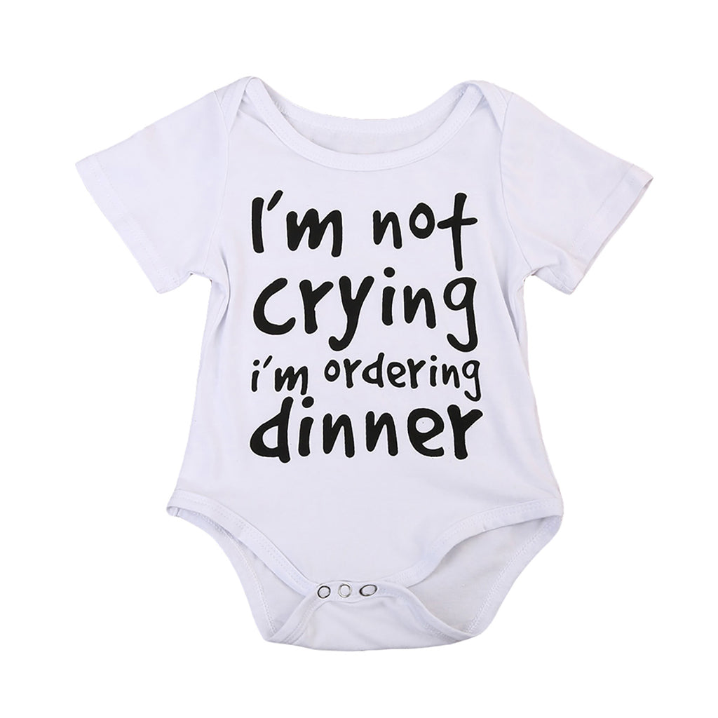 SILLY DADDY BOOBS ARE FOR KIDS ROMPER - Elsa Bella Baby