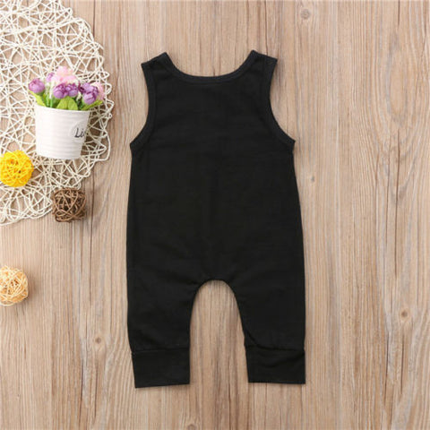 BACK TO BASIC ROMPER - Elsa Bella Baby