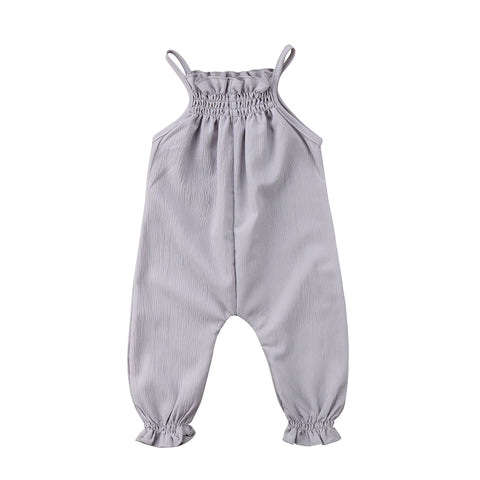 Image of HADLEY HAWAIIAN BREEZE STRAP JUMPSUIT (MORE COLORS) - Elsa Bella Baby