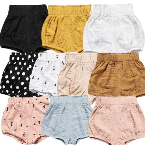 LEXIS LITTLE BLOOMERS - UNDER OUTFIT/DIAPER COVERS (MORE COLORS)