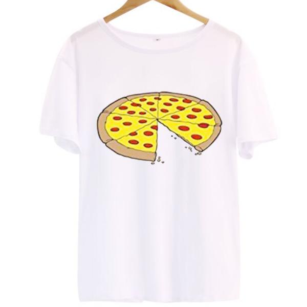 DADDY + ME PIZZA SLICE T-SHIRT - Elsa Bella Baby