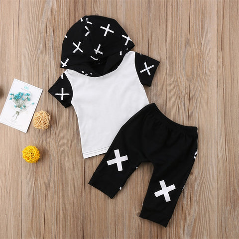 Image of X-ACTLY OUTFIT (2PC SET) - Elsa Bella Baby