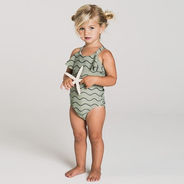 WAIKIKI SWIMSUIT (TWO  DESIGNS) - Elsa Bella Baby
